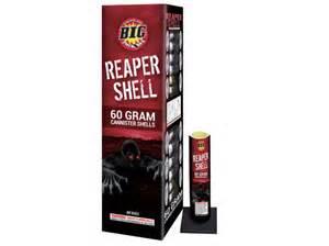 Reaper Shells - 60 gram Canister Shells for $99.99 ...